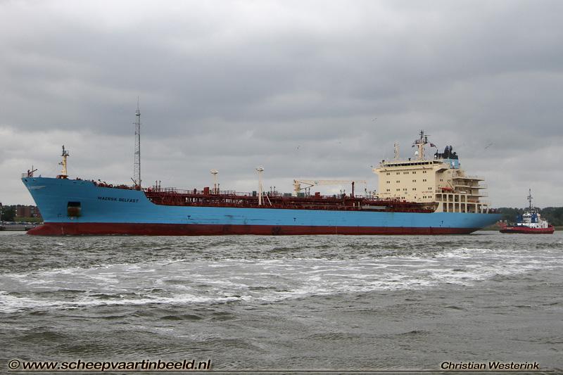 maersk-belfast