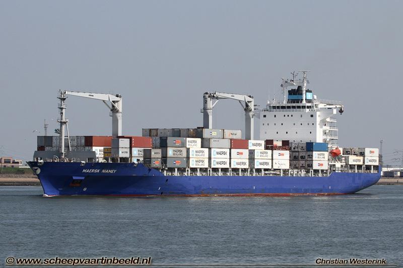 maersk-niamey